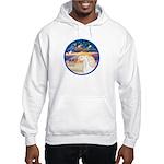 XmsStr/Horse (W2) Hooded Sweatshirt