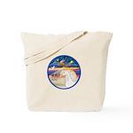 XmsStr/Horse (W2) Tote Bag