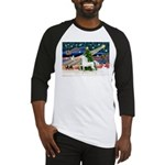 XmsMagic/Horse (Ar-W) Baseball Jersey