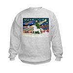 XmsMagic/Horse (Ar-W) Kids Sweatshirt