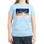Arabian horse Women's Light T-Shirt