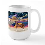 XmsStar/Horse (Ar-Br) Large Mug