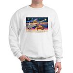 XmsStar/Horse (Ar-Br) Sweatshirt