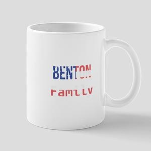 Benton Family Mugs