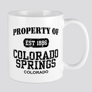 Colorado Springs Mug