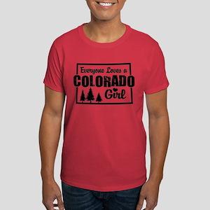 Colorado Girl Dark T-Shirt