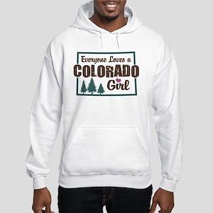 Colorado Girl Hooded Sweatshirt