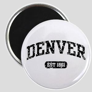 Denver Est 1861 Magnet