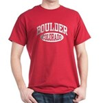 Boulder Colorado Dark T-Shirt