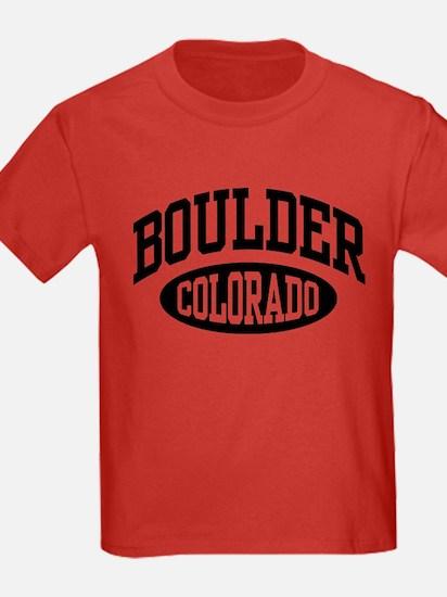 Boulder Colorado T