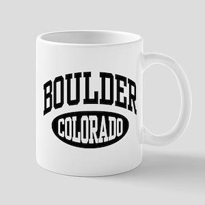Boulder Colorado Mug