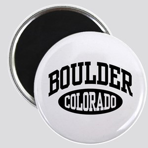 Boulder Colorado Magnet