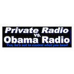 Private Radio (Bumper 10 pk)