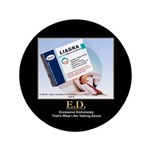 """Liagra 3.5"""" Button (100 pack)"""
