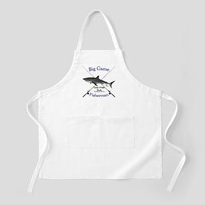 Great White Shark BBQ Apron