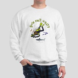 Dark Diver Sweatshirt