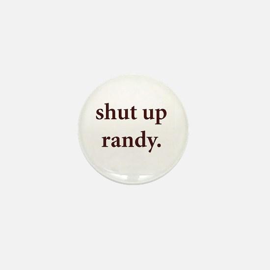 Donnie Baker remark Mini Button