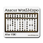 Abacus World Expo Mousepad