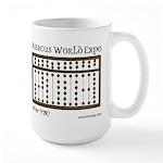 Abacus World Expo Large Mug