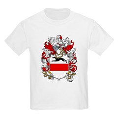 Billet Coat of Arms Kids T-Shirt