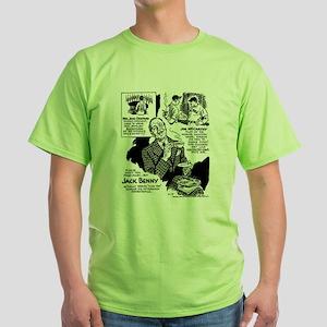 Jack Benny Green T-Shirt