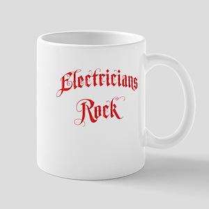Electricians Rock Mug