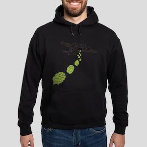 Hop Bomber Hoodie (dark)