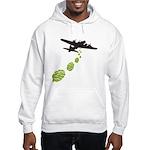 Hop Bomber Hooded Sweatshirt