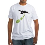 Hop Bomber Fitted T-Shirt