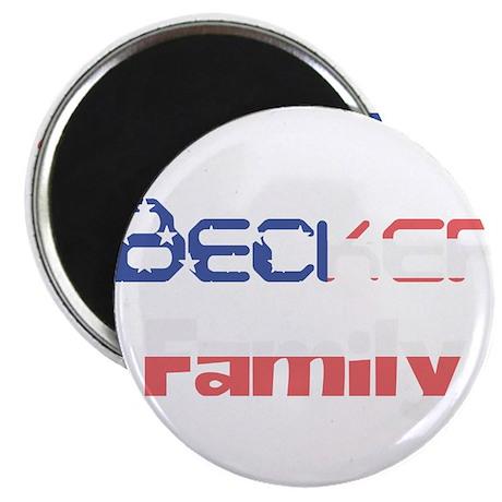 Becker Family Magnets