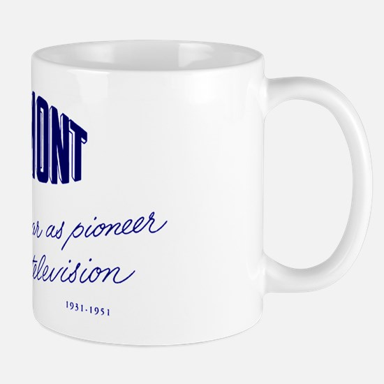 DuMont Mug