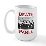 Death Panel Large Mug