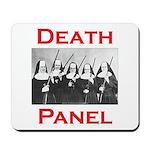 Death Panel Mousepad