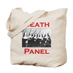 Death Panel Tote Bag
