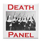 Death Panel Tile Coaster