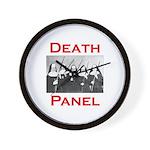 Death Panel Wall Clock