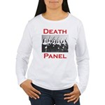 Death Panel Women's Long Sleeve T-Shirt