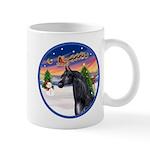 TakeOff2/Horse (Ar-blk) Mug