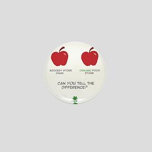 Go Green 1 Mini Button