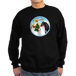 TakeOff2/Horse (Ar-blk) Sweatshirt (dark)