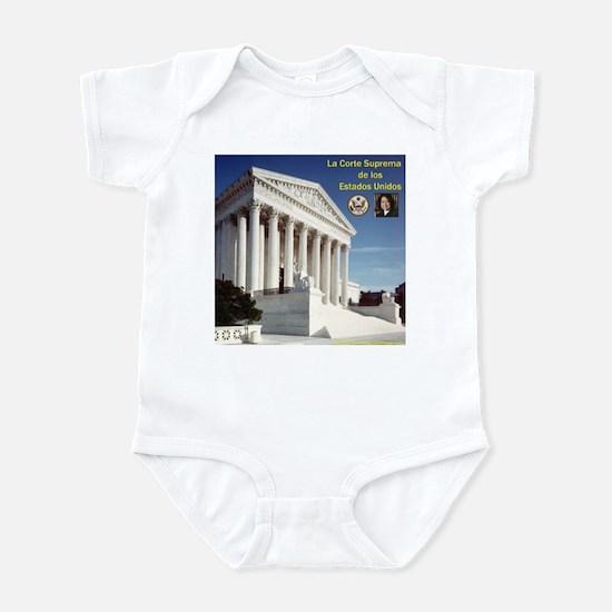 La Corte Suprema y Sonia Infant Bodysuit