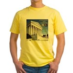 La Corte Suprema y Sonia Yellow T-Shirt