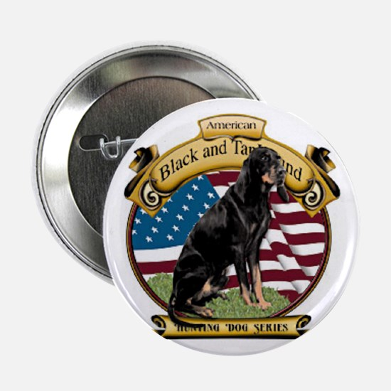 I love my B&T coonhound Button