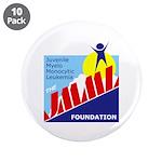 """JMML Foundation Logo 3.5"""" Button (10 pack)"""