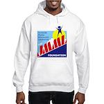 JMML Foundation Logo Hooded Sweatshirt