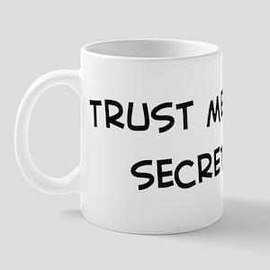 Trust Me: Secretary Mug