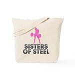 Sisters of Steel Tote Bag
