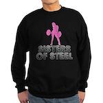Sisters of Steel Sweatshirt (dark)