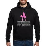 Sisters of Steel Hoodie (dark)