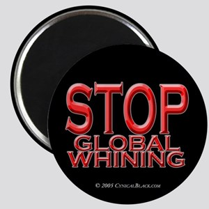 Global Whining Magnet